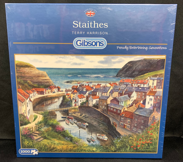 Staithes 1000 Puzzle