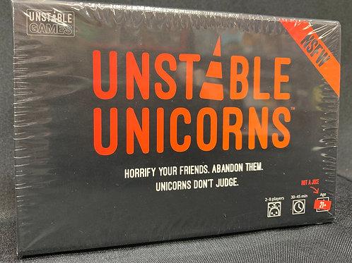 Unstable Unicorns NSFW