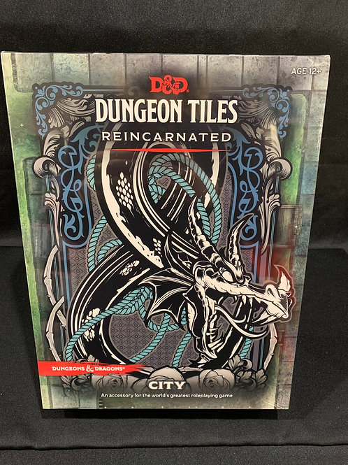 Dungeon Tiles City
