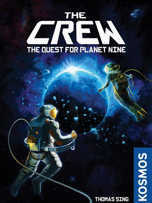 Crew the Quest for Planet Nine
