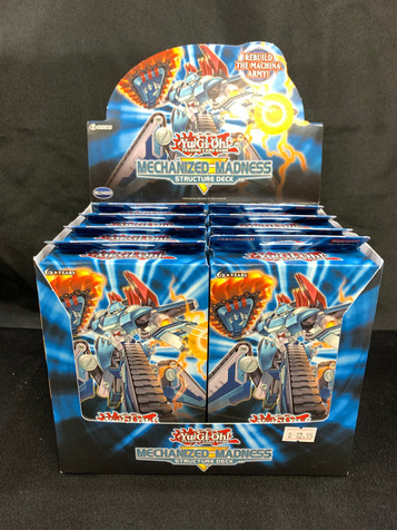 YuGiOh Mechanized Madness