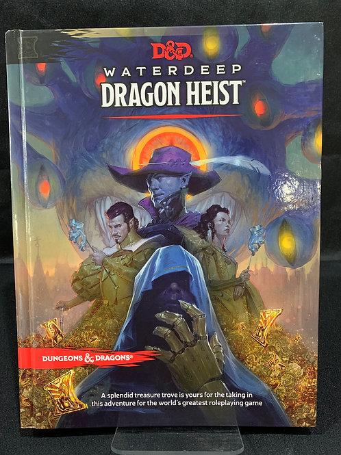 Waterdeep Dragon Heist