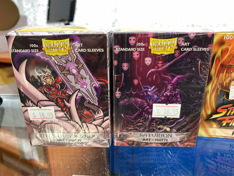Dragon Shield Ltd Art Sleeves