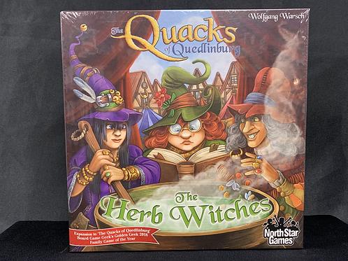 Quacks of Quedlinburg Herb Witches