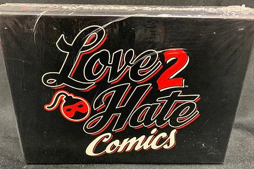 Love to Hate: Comics