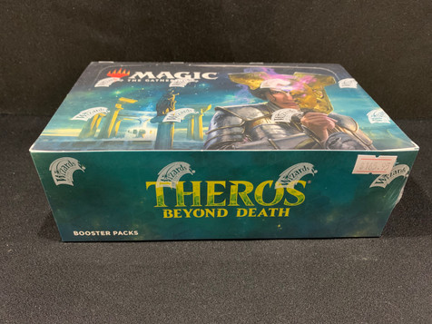Therons Beyond Death Booster Box