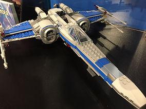 Star Wars Lego X-Wing