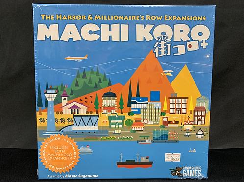 Machi Koro Harbor & Millionaire's Row Expansions