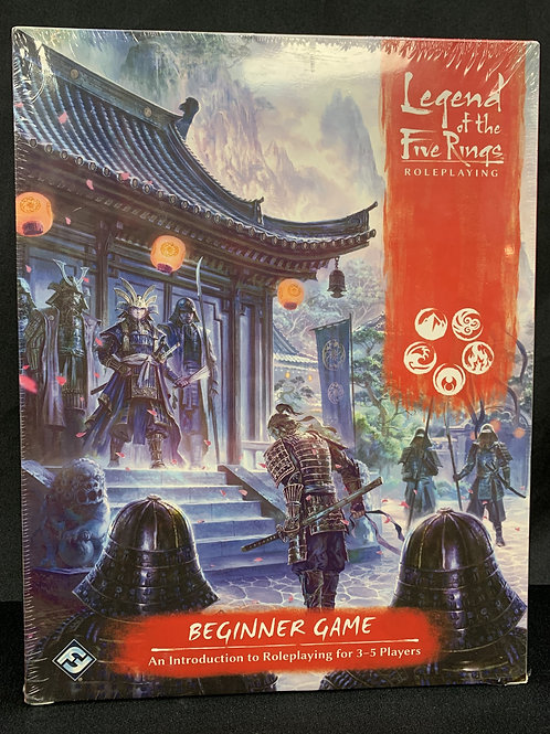Legends of the Five Rings Roleplaying