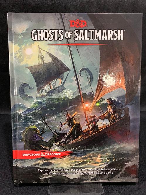 Ghosts of the Saltmarsh
