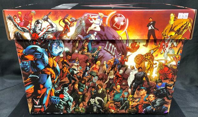 Valiant Comic Box