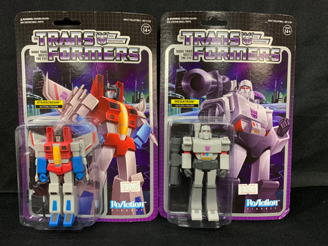 Decepticon Transformers