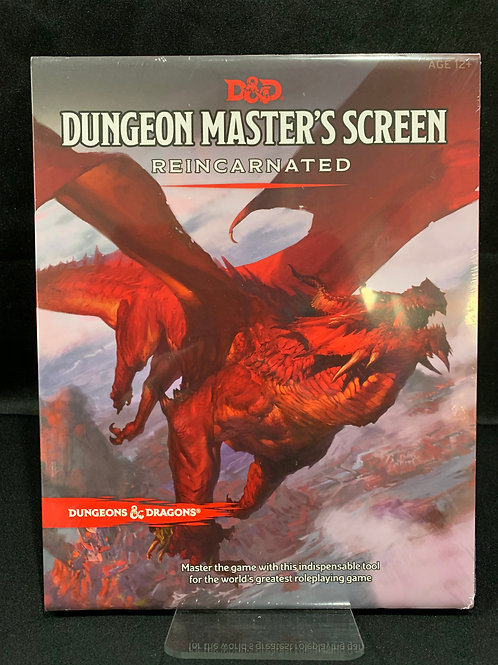 D&D Dungeon Master Screen