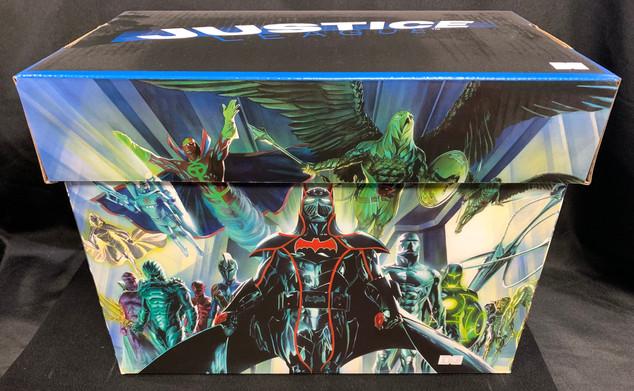 Justice League Comic Box