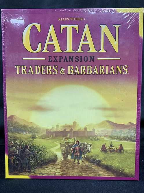 Catan Traders & Barbarians