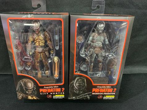 Predator 2 Figures