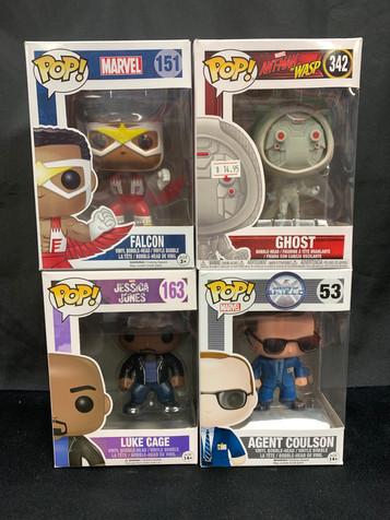 Marvel Funko Pops!