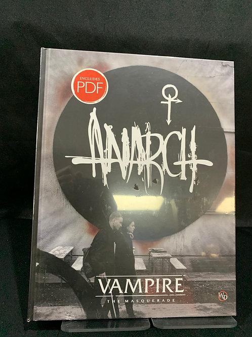Anarch: Vampire the Masquerade