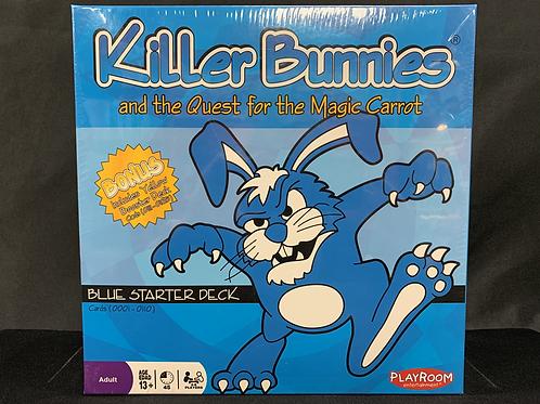 Killer Bunnies Quest for the Magic Carrot