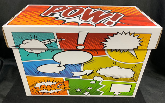 Pow! Comic Box