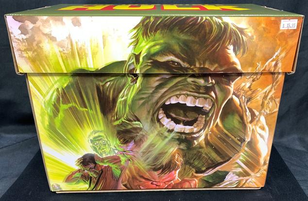 Hulk Comic Box