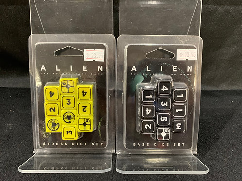 Alien RPG Dice