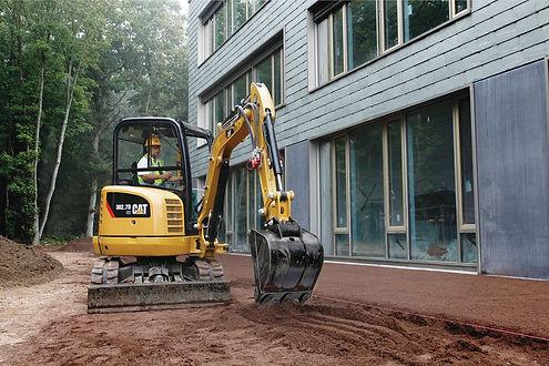 Mini Excavation Hire