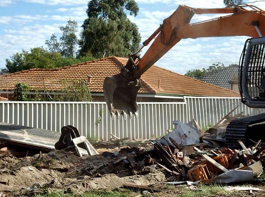 Local Demolition Hire