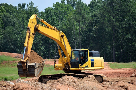 Residential Excavation Hire