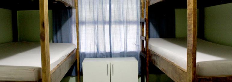 QUARTO JARACATIÁ (Hostel - compartilhado)