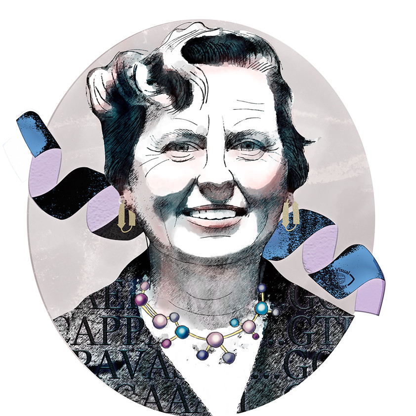 Margaret Oakley Dayhoff