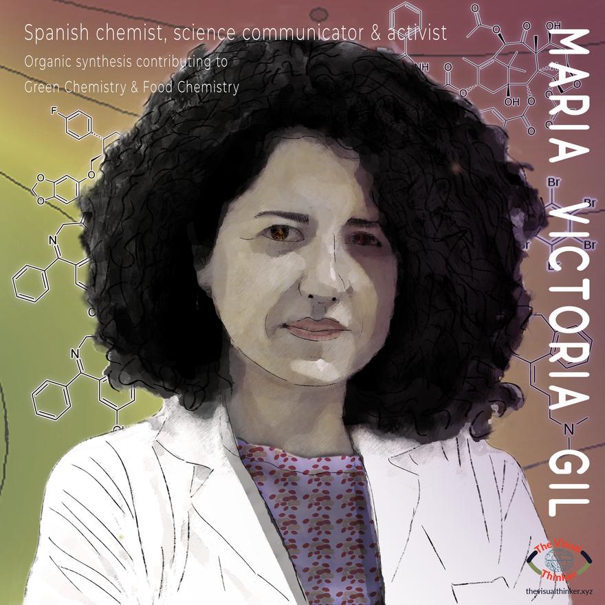 Maria Victoria Gil