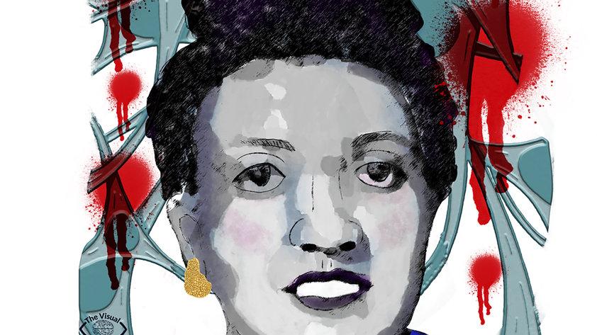 Henrietta Lacks Portrait