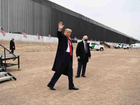 Punto final a la mentira del muro de Trump