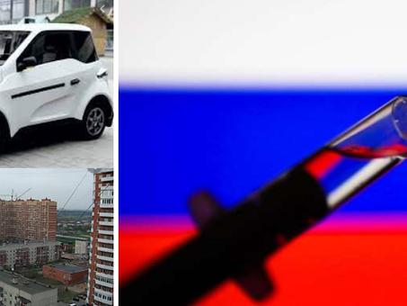 """Rusia: Muchas vacunas, poco interés y la """"necesidad"""" del anzuelo para seducir"""