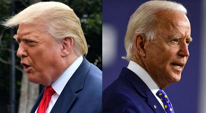 Biden quiere ser la contracara de Trump