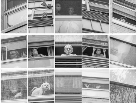La experiencia de los fotógrafos cubriendo la Pandemia en América
