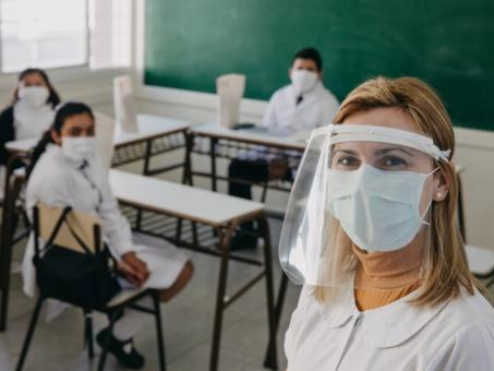 San Juan: la primera provincia en volver a las aulas