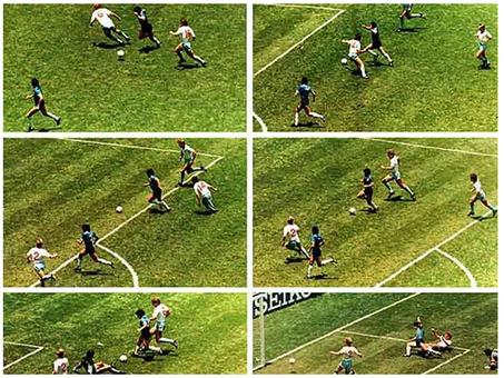 A 35 años del mejor gol de todos los tiempos