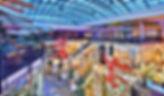 Аренда торговых площадей в торговых центрах в Праге