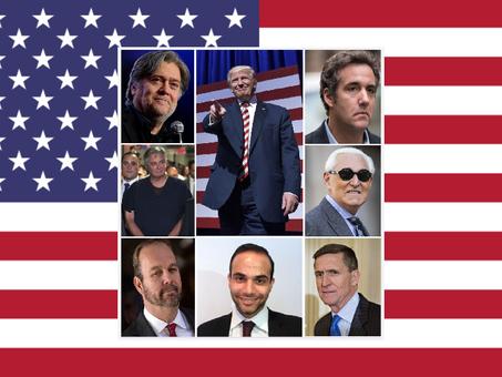 Todos los hombres (en problemas) del Presidente