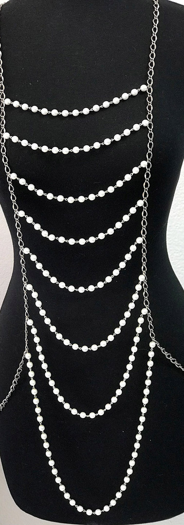 Rivers of Pearls