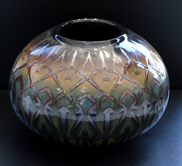 Earth Colored Container