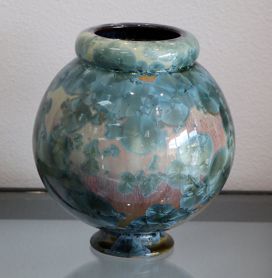 Blue/Pink Container