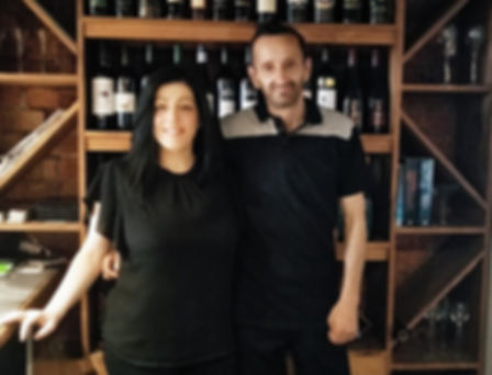 Johnny and Rosie, Bohjass Wine Bar, Bohjass Restaurant, Shepparton, Bohjass Owners