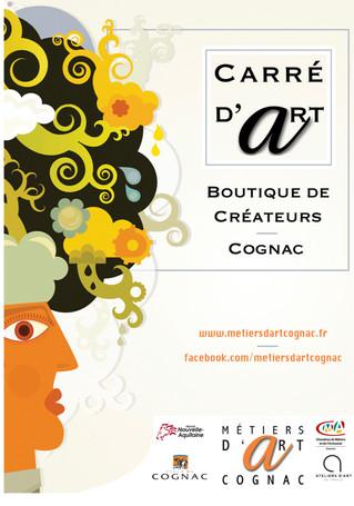 Exposition Carré d'Art à Cognac du 14 juin au 10 décembre 2019