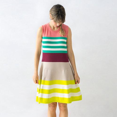 vestido FERIA