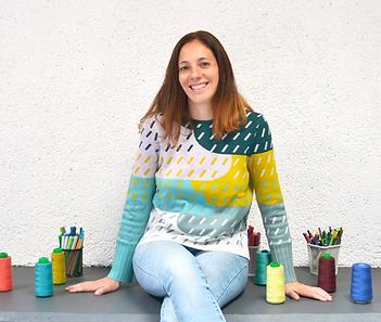 Trol: marca española de moda sostenible con mucho Color. Prendas de punto en lana merino.