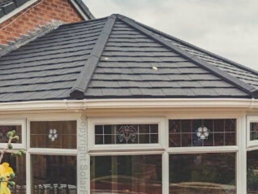 Getting your customer to invest in a solid roof conservatory