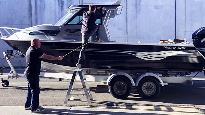 McLay Boat